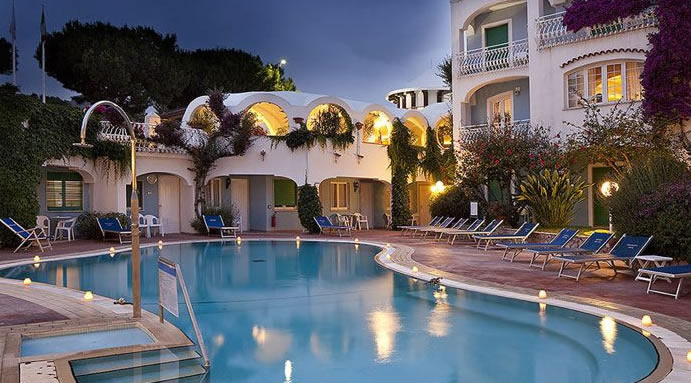 Hotel & Spa Continental Terme Ischia