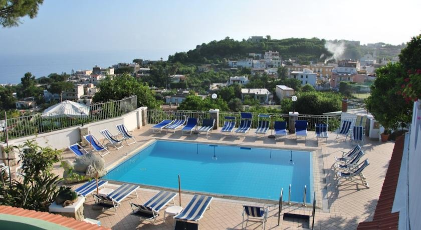 Hotel Country Club Casamicciola Terme