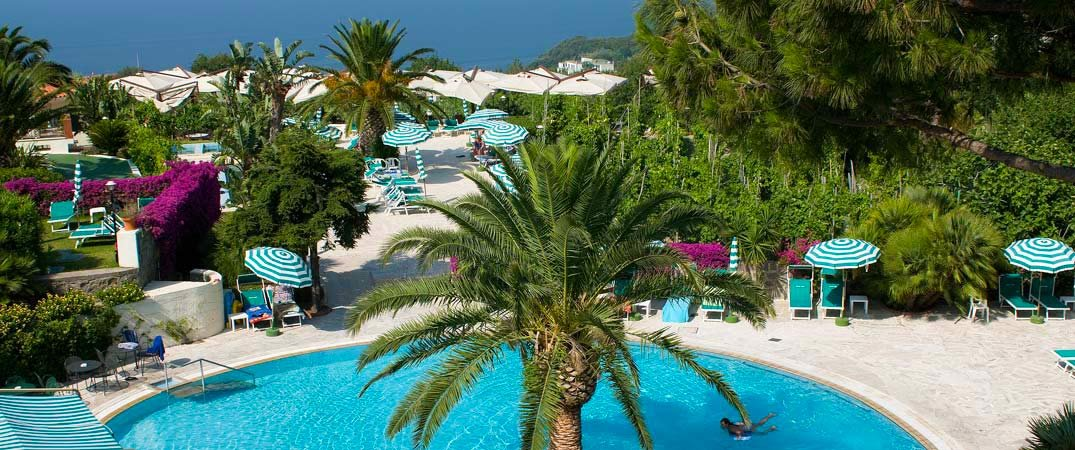Resort Grazia Terme & Wellness Lacco Ameno